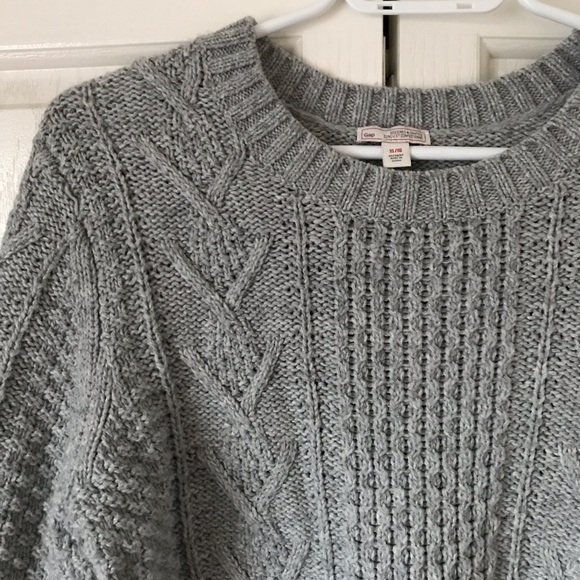 ❌ GAP Cable-knit Sweater ❌